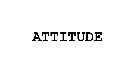 Attitude, Modern Cave Dweller, Harry Tuttle